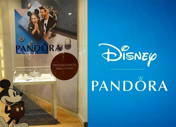 nueva colección Disney de Pandora