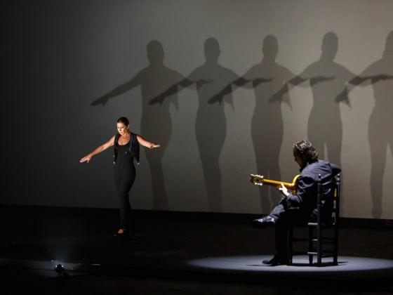 bailarina Sara Baras flamenco