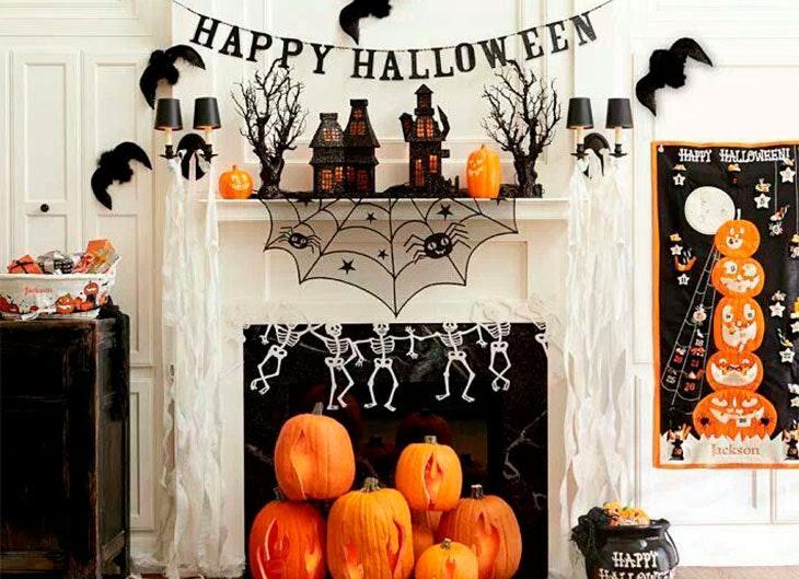 decoracion de halloween