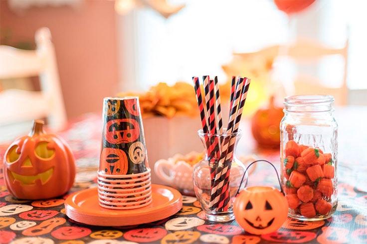 Decoración Halloween 2018 Adornos de Halloween