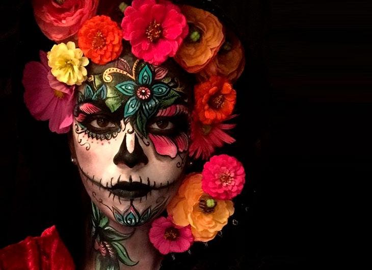 Maquillaje Halloween Las Mejores Ideas De Maquillaje Halloween