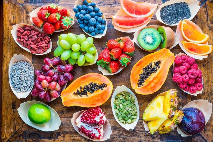 alimentación saludable para tu cabello
