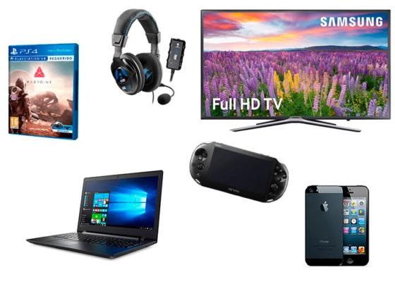 ofertas productos tecnológicos