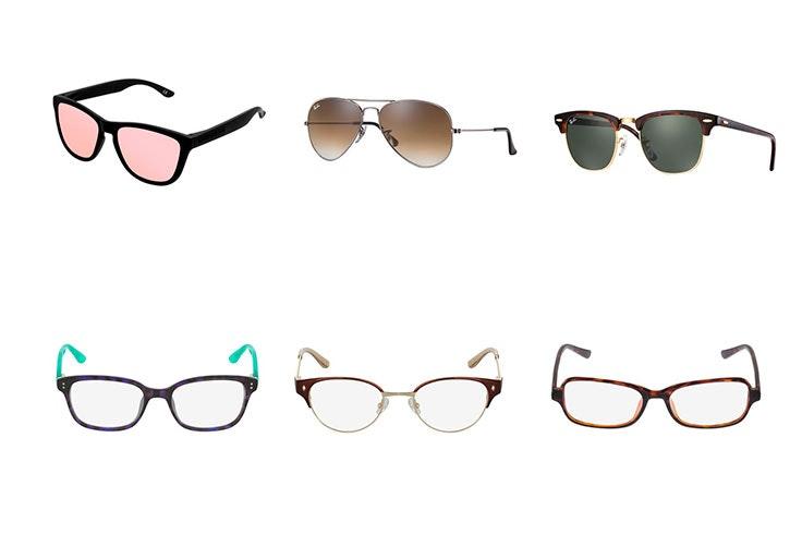gafas graduadas gafas de sol