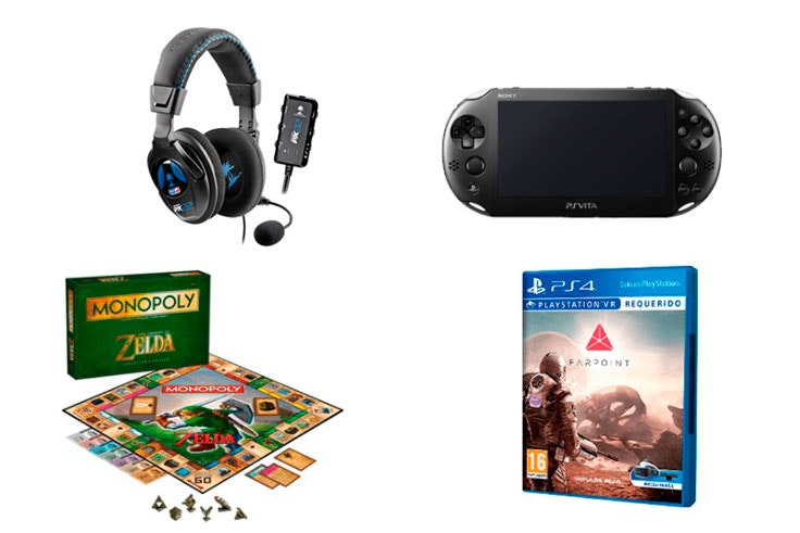 productos ofertas Game