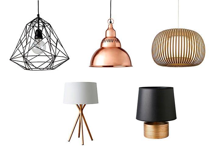 lámparas iluminación tendencias