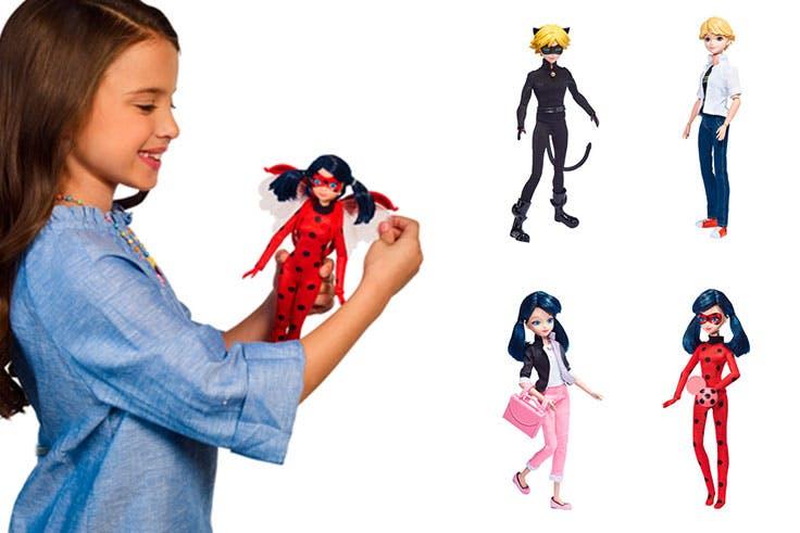 muñecas Ladybug