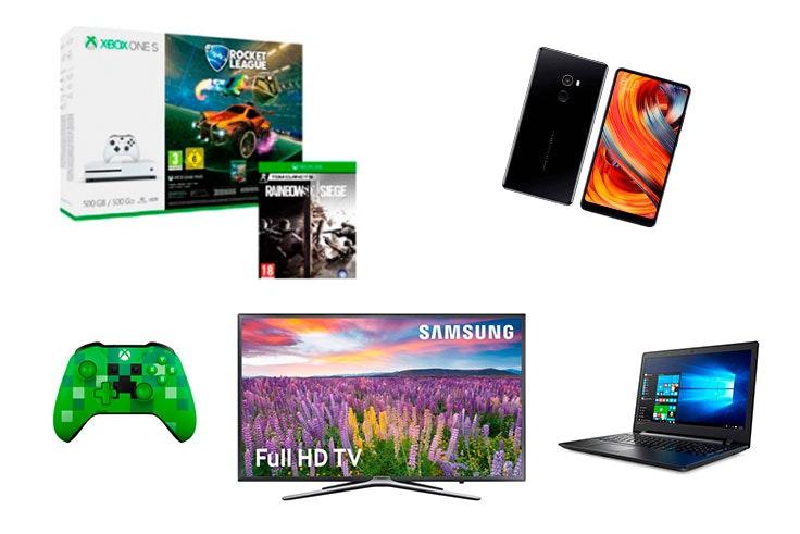 promociones tecnología