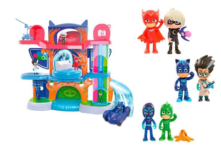 juguetes niños navidades