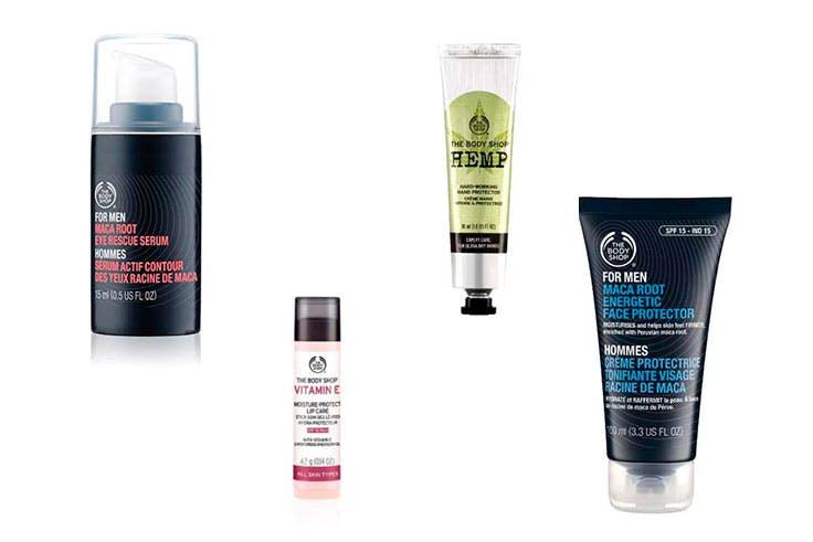 cosméticos tratamiento belleza masculina