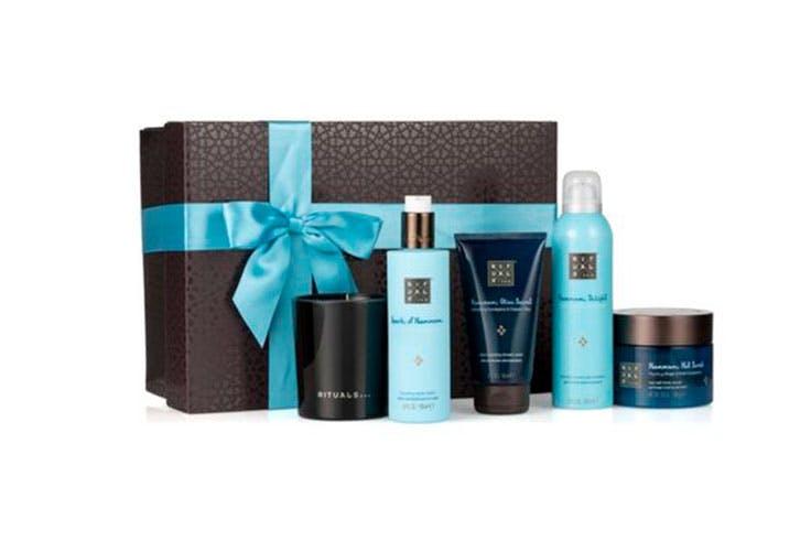cosmética productos belleza masculina