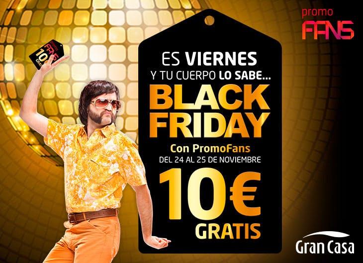 promociones decuentos Black Friday