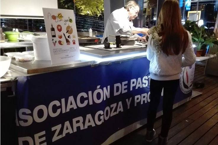 evento gastronómico Zaragoza