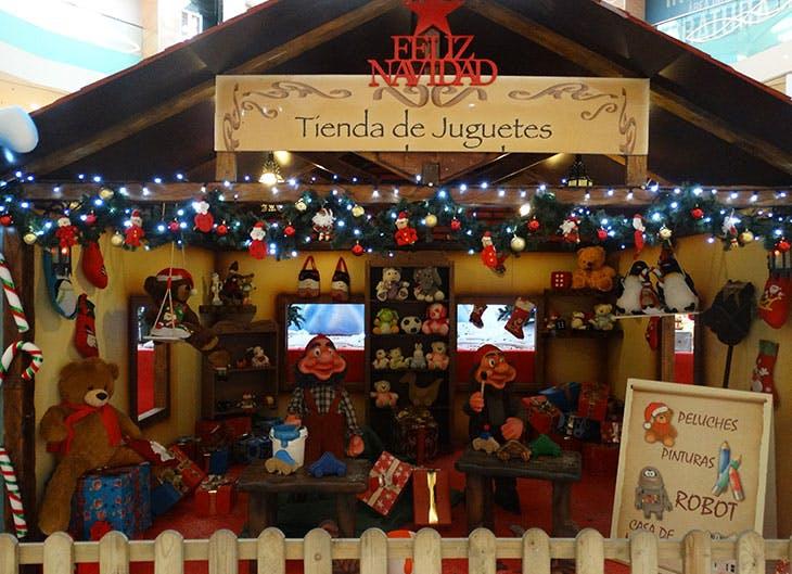 Disfruta de las actividades navideñas que hemos organizado en GranCasa