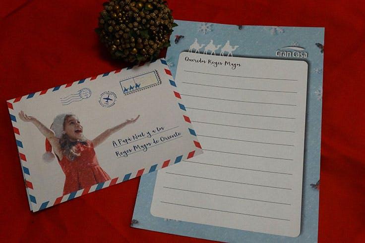carta Navidad Papá Noel