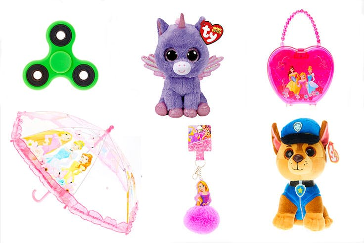 juguetes regalos Navidad