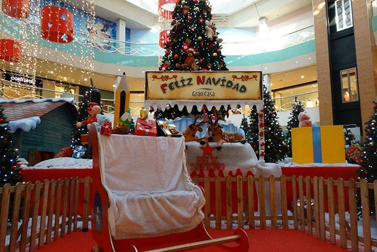 fotos Navidad trineo