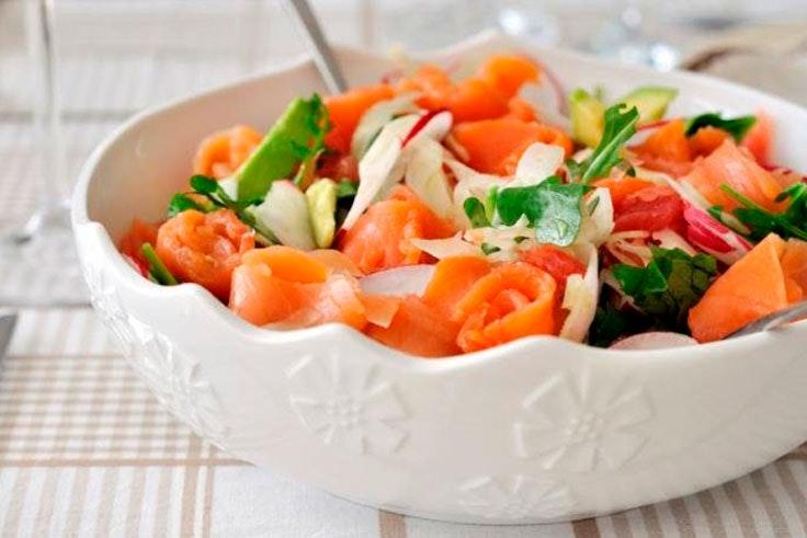 recetas saludables healthy salmón