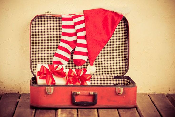 viajes regalo Navidad