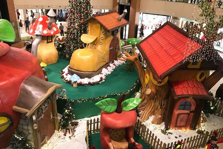decoracion navidad en grancasa
