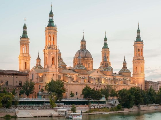 Basílica del Pilar de Zaragoza