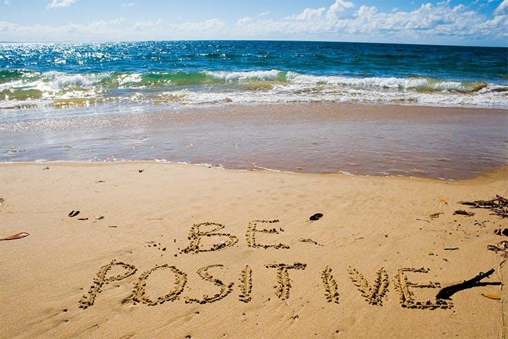 propósitos positividad