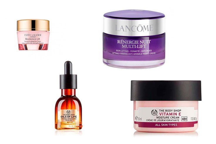 belleza cuidado rostro piel cosmética