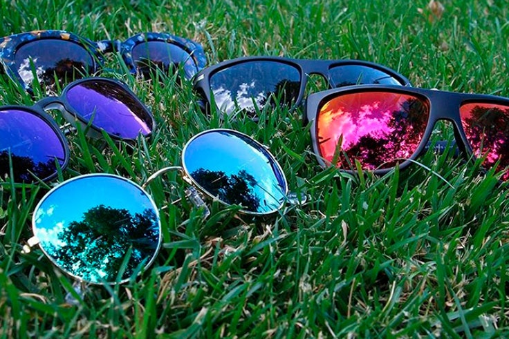 Oferta de gafas Polaroid en la óptica +Visión