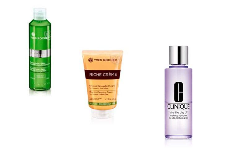 belleza cosmética limpieza piel