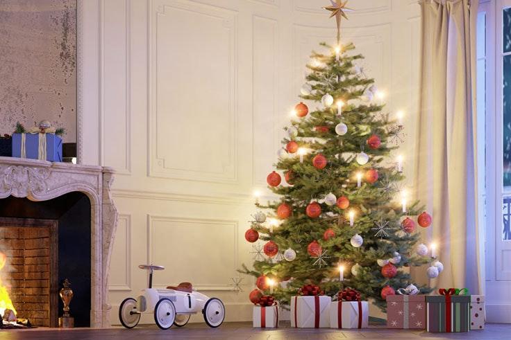 regalos árbol Navidad