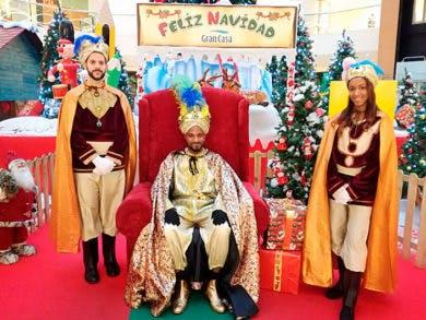 reyes magos navidad regalos