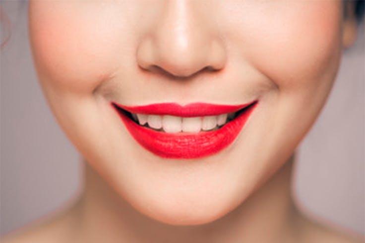 labios rojos blue monday