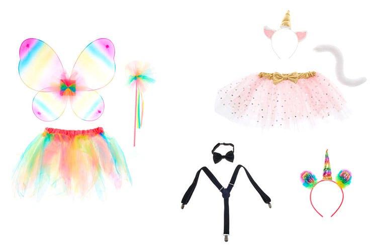 Complementos para tu disfraz de carnaval de la tienda Claire's
