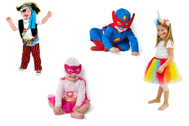 disfraces para niños y bebés de Imaginarium