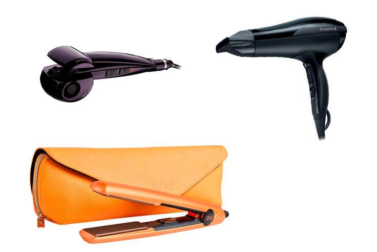 Descubre las herramientas de calor para tu cabello