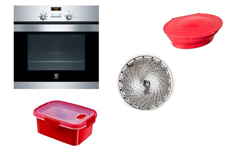 Utensilios necesarios para cocinar al vapor