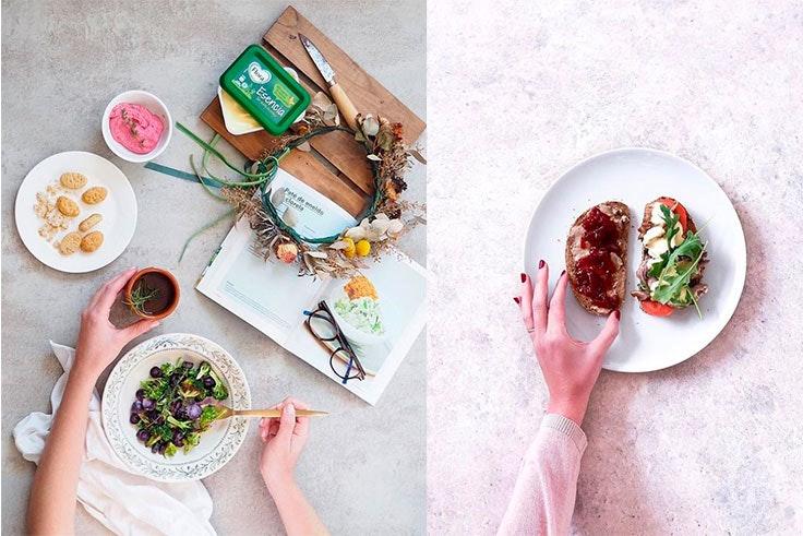 Recetas saludables del Instagram de María Simonet