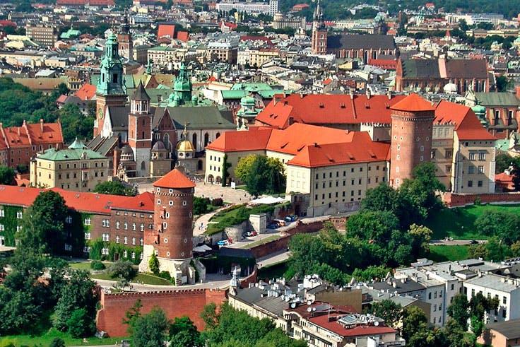Promoción para viajar a Cracovia