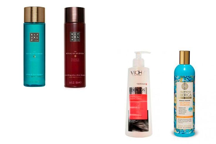 Champús para cuidar tu cabello en invierno