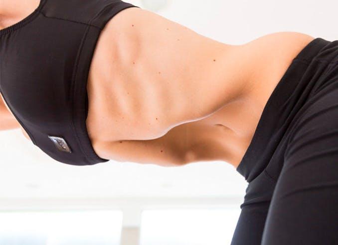 ejercicio abdominales hipopresivos