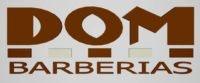 Dom barberias logo