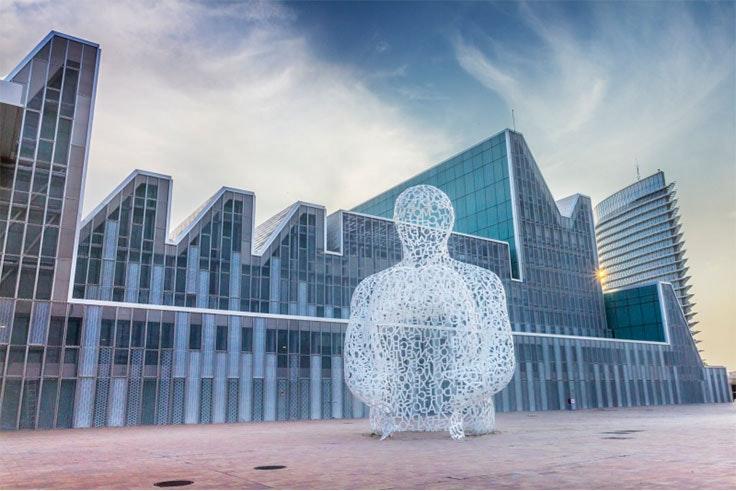 Zona Expo de Zaragoza
