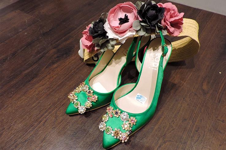 Zapatos joya El Corte Inglés