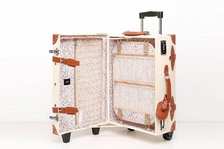 Utiliza todo el espacio de tu maleta