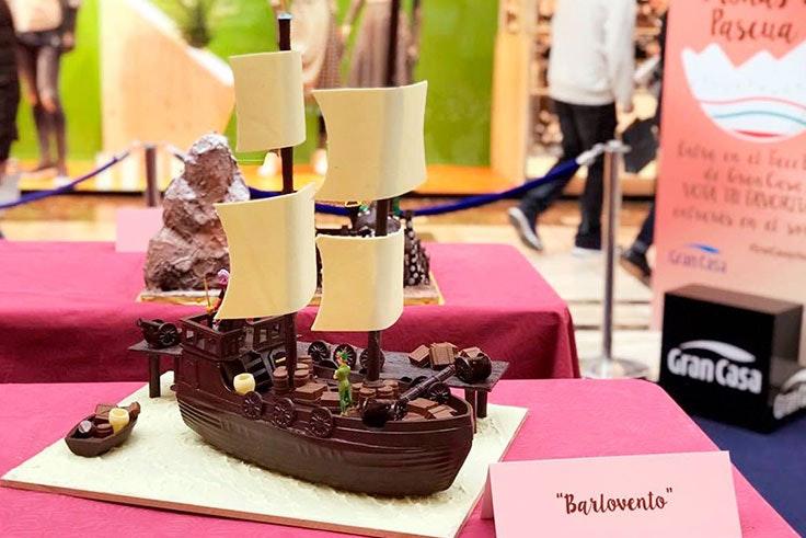 Exposición de Monas de Pascua en homenaje a los pasteleros aragoneses