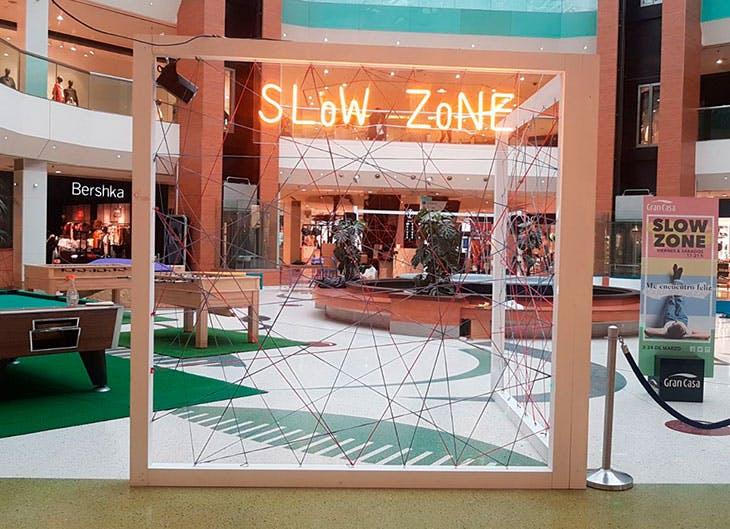 Slow Zone, el nuevo espacio de encuentro de GranCasa