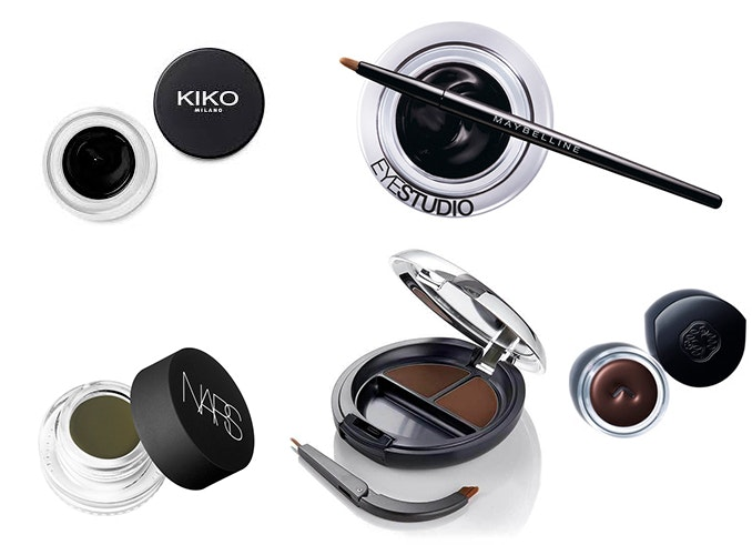 eyeliner en crema