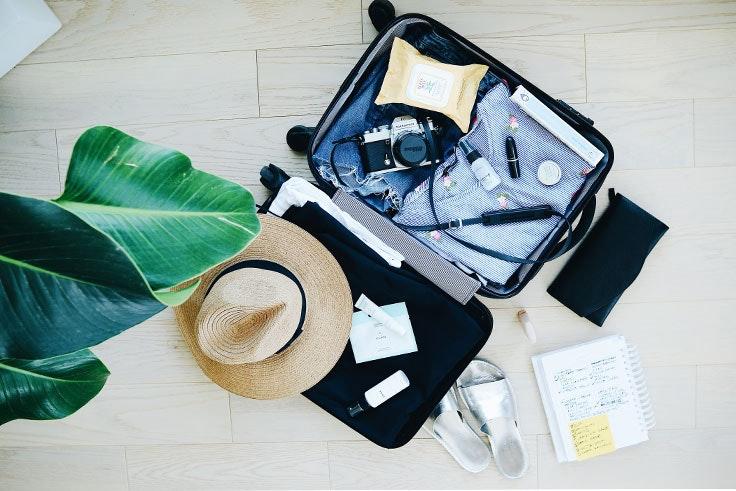 trucos para preparar la maleta en semana santa 2019