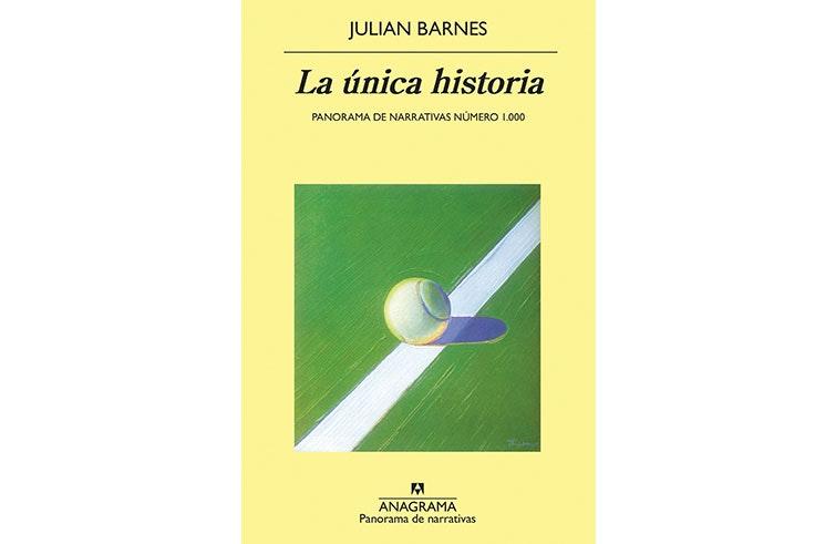 La única historia de Julian Barnes