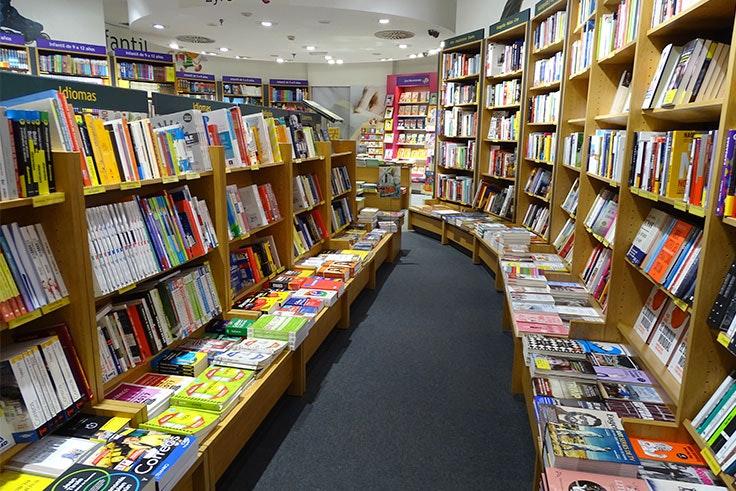 libreria la casa del libro grancasa
